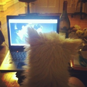 You love Friday nights with Netflix and wine, just like mom.