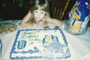 My Sixth Birthday